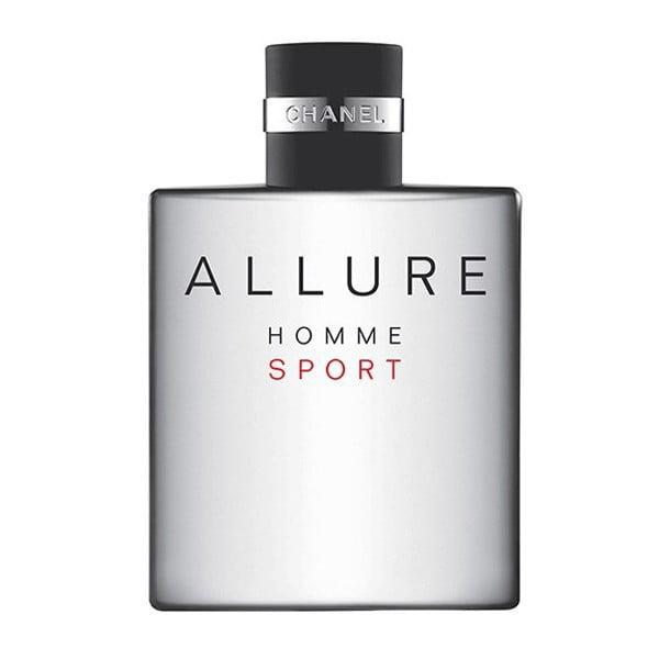 ادکلن مردانه و زنانه تستر اصل شنل Allure Homme Sport اصل انباکس