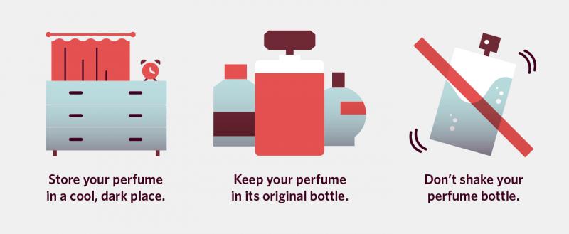 راه هایی برای افزایش ماندگاری بوی عطر