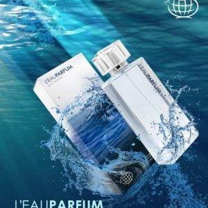 ادکلن کنزو لئوپار مردانه فرگرانس ورد شرکتی L`eau Parfum Pour Homme