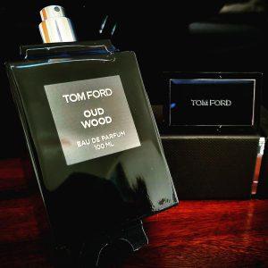 تام فورد عود وود جعبه سفید تستر